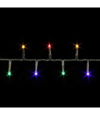 luca lighting Светодиодная гирлянда 10.4 м Snake Cold Multicolor 8718861330793