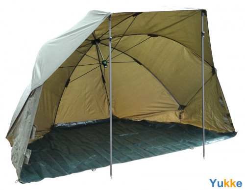 Рыболовный зонт-палатка Carp Zoom Expedition Brolly (CZ0008)