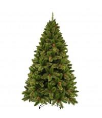 triumph tree Ель искусственная 1.85 м Dewberry Green с шишками и ягодами ежевики 8718861155341