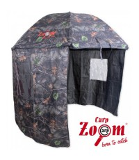 carp zoom Рыболовный зонт-палатка Umbrella Shelter camou CZ5975