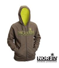 norfin Куртка (кофта) HOODY GREEN 710005-XXL