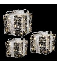 luca lighting Комплект из 3-х декоративных фигурок Three Gifts 8718861498523